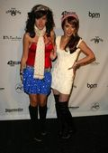 Bash di halloween hollywood airparty — Foto Stock