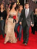 Catherine Zeta-Jones and Antonio Banderas — Stock Photo