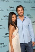 Roselyn sanchez e eric winter — Fotografia Stock