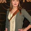 Kaylee DeFer at the January 2006 Fox TCA party. Citizen Smith, Hollywood, CA. 01-17-06 — Stock Photo
