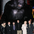Постер, плакат: Andy Serkis Jack Black Peter Jackson Adrien Brody Naomi Watts Mayor Michael R Bloomberg
