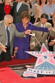 Judge Judy Sheindlin Hollywood Walk of Fame Ceremony — Stock Photo