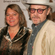 William Sanderson and wife Sharon — Stock Photo