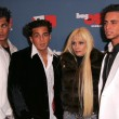 Victoria Gotti and her sons - Stock Photo