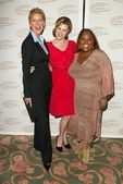 Andrea Parker, Sara Rue, Sherri Shepherd — Stock Photo