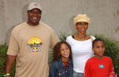 Rodney Peete and Holly Robinson Peete — Stock Photo
