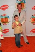 Nickelodeon's 19th Annual Kids' Choice Awards Arrivals — Stock Photo