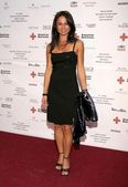 Kimberly Estrada at the celebrity live and silent auction benefiting the victims of Katrina and the American Red Cross Local Disaster relief. Private Residence, Beverly Hills, CA. 10-15-05 — Stock Photo