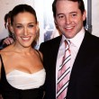 Sarah Jessica Parker and Matthew Broderick — Stock Photo