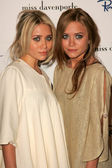 Ashley Olsen, Mary-Kate Olsen — Stock Photo
