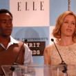 Stock Photo: Don Cheadle and Felicity Huffman