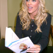 "Jenny McCarthy Signs ""Belly Laughs"" — Stock Photo #16649261"