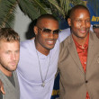 Постер, плакат: Scott Caan with Tyson Beckford and Dwayne Adway