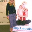 "Jenny McCarthy Signs ""Belly Laughs"" — Stock Photo #16649887"