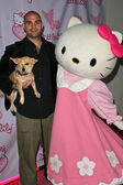 Ahmet Zappa at the Sanrio and Hello Kitty and the Little Lily Collection benefit for the Much Love Animal Rescue, Monroes, West Hollywood, CA 06-29-05 — Stock Photo