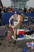19th Annual Nautica Malibu Triathlon — Stock Photo