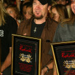 ������, ������: Adrian Smith at the ceremony honoring Iron Maiden with induction in to the Hollywood Rockwalk Rockwalk Hollywood CA 08 19 05
