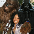 ������, ������: Chewbacca Darth Vader and Victoria Rowell