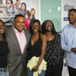 Stock Photo: Anthony Anderson and family