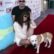 Ahmet Zappa with Selma Blair and Niki Wior at Much Love Animal Rescues 4th Annual Celebrity Comedy Benefit. Laugh Factory, Los Angeles,CA. 08-10-05 - Foto de Stock