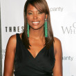 Aisha Tyler  At the CBS Ghost Whisperer and Threshold premiere screening, Hollywood Forever Cemetery, Hollywood, CA 09-09-05 — Stock Photo