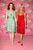 Marcia Cross and Nicolette Sheridan — Foto de Stock