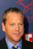 Kiefer Sutherland at the 5th Annual Taurus World Stunt Awards, Paramount Pictures Studio, Los Angeles, CA 09-25-05 — Stock Photo