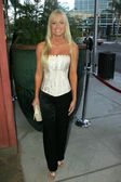 Katie Lohmann At the celebration for the premiere of Material World, Porta Bella, Beverly Hills, CA 09-02-05 — Stock Photo