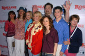 Cast of Roseanne — Stock Photo