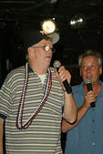 Gary The Retard and Bob Levy — Stock Photo