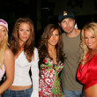 Kerry OConnell, Kerri Kasem, Galen Brown and Tina Jordan at the Two Chicks and a Bunny at the Saddle Ranch, The Saddle Ranch Chop House, West Hollywood, CA 07-17-05 — Stock Photo #16663447