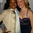Kerry Washington and Elizabeth Banks  at the Fall 2005 Proenza Schouler Fashion Show benefitting the Rape Foundation, Private Location, Santa Monica, CA 04-28-05 - Zdjcie stockowe
