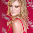Candie's, Kohl's and Hilary Duff Announce A New Ad Campaign - Stock Photo