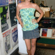 Kate Norby  at the In-store event to promote Rob Zombies The Devils Rejects, Hollywood Book and Poster Company, Hollywood, CA 07-10-05 - 图库照片