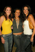 Lauren Fish, Jennifer Charleston, Rebekah Holly — Stock Photo