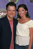 Kevin Weisman and Jodi Tannowitz at the ABC 2005 Summer Press Tour All-Star Party, The Abby, West Hollywood, CA 07-27-05 — Stock Photo