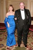 Roxanne Captor and William Hearst Jr. — ストック写真