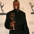 Keith David  In the press room at the 2005 Primetime Creative Arts Emmy Awards, Shrine Auditorium, Los Angeles, CA 09-11-05 - Stock Photo