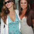 Kamilla Bjorlin and Nadia Bjorlin — Stock Photo