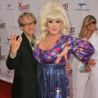 ������, ������: Andy Dick Lady Bunny