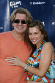 Robert Maltbie and Alicia Arden — Stok fotoğraf