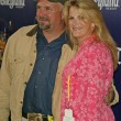 Stock Photo: Garth Brooks and TrishYearwood