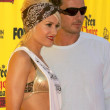 Постер, плакат: Gwen Stafani and Gavin Rossdale