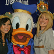 Brenda Strong, Donald Duck and Ashley Tisdale — Stock Photo #16689191