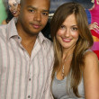 Donald Faison and MinkKelly — Stock Photo #16689825
