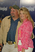 Garth Brooks and Trisha Yearwood — Stock Photo