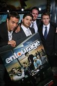 "HBO's ""Entourage"" Premiere — Stock Photo"