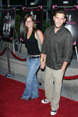 Amy Smart, Brandon Williams — Foto Stock