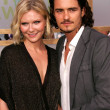 Постер, плакат: Kirsten Dunst and Orlando Bloom