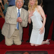 Renee Zellweger Star on the Hollywood Walk of Fame — Zdjęcie stockowe